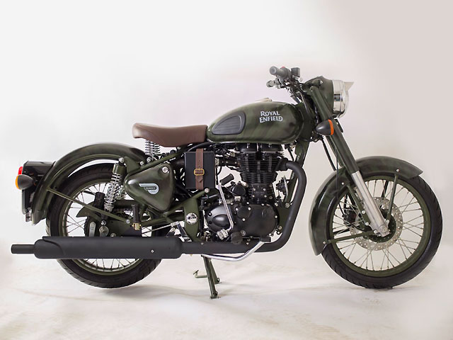 Royal Enfield Classic 500-2015