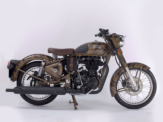 Royal Enfield Classic 500-2015d