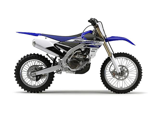 YZ450FX2